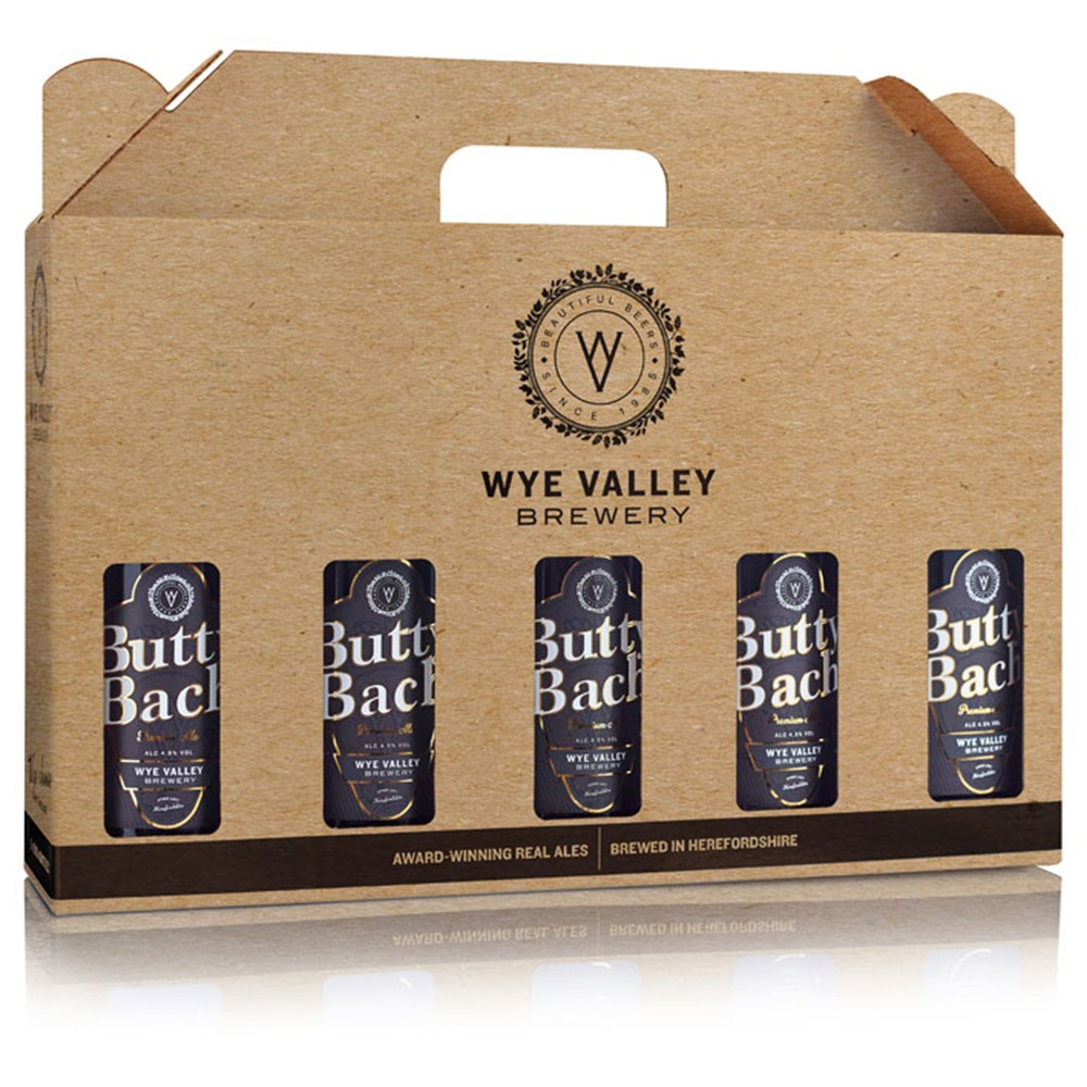 Image of BUTTY BACH - FIVE BOTTLE GIFT PACK