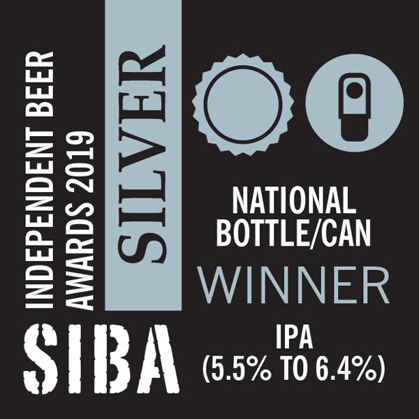Silver award winner SIBA 2019