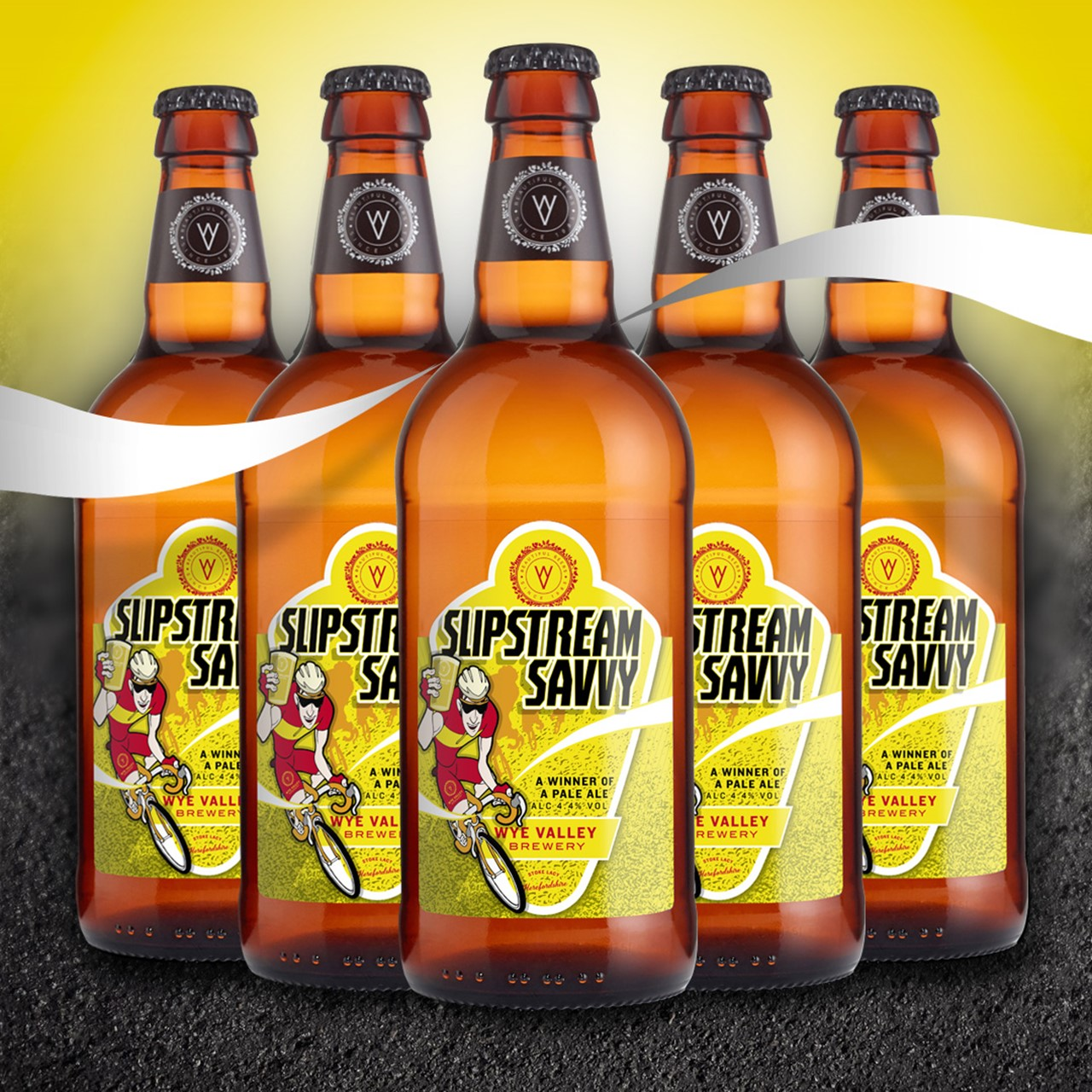 Slipstream Savvy - A Winning Pale Ale