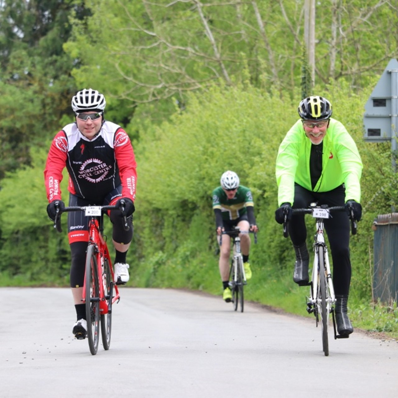 Wye Valley Brewery Cycling Sportive