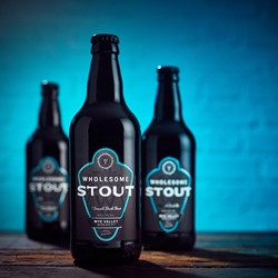 Image of 8x500ml Wholesome Stout