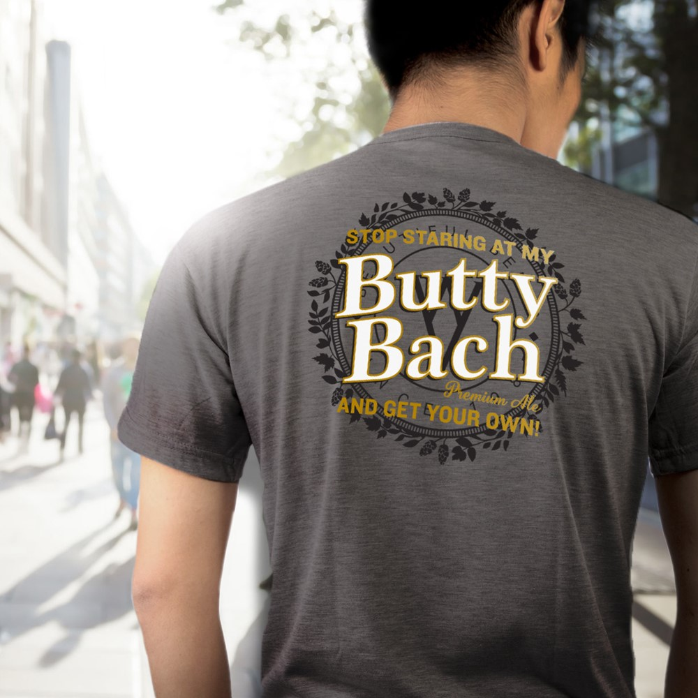 Image of BUTTY BACH T-SHIRT