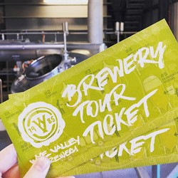 Image of BREWERY TOUR