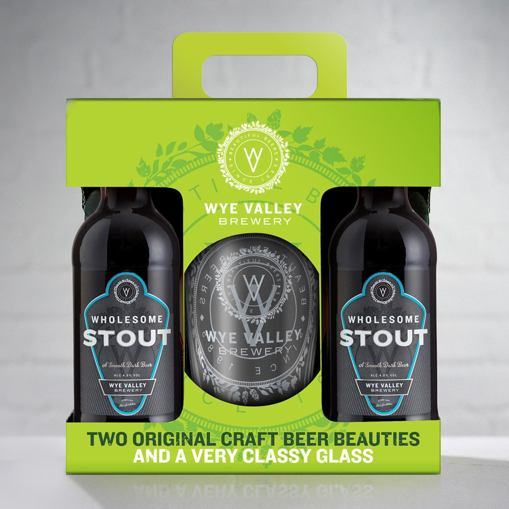 Image of WHOLESOME STOUT PRESENTATION PACK